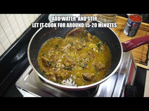 ⏰ Beef Madras - Beef curry - How to make Beef Curry - Beef Masala - Curry Beef