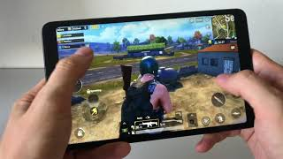 PUBG Mobile Gameplay on Xiaomi Mi Pad 4 Tablet (Snapdragon 660)