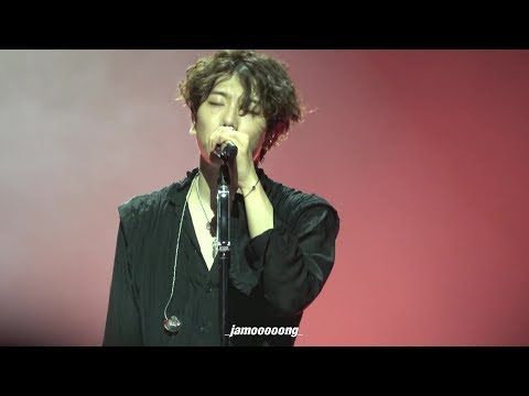 190705 박효신(PARK HYO SHIN) 콘서트 LOVERS : Goodbye (굿바이)