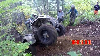 Epic Hill Climb Best ATV UTV Benders Ride