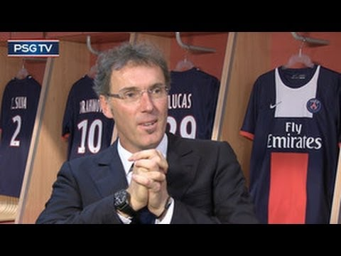 Interview de Laurent Blanc
