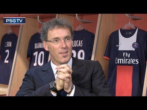 Interview de Laurent Blanc