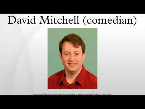 David Mitchell (comedian)