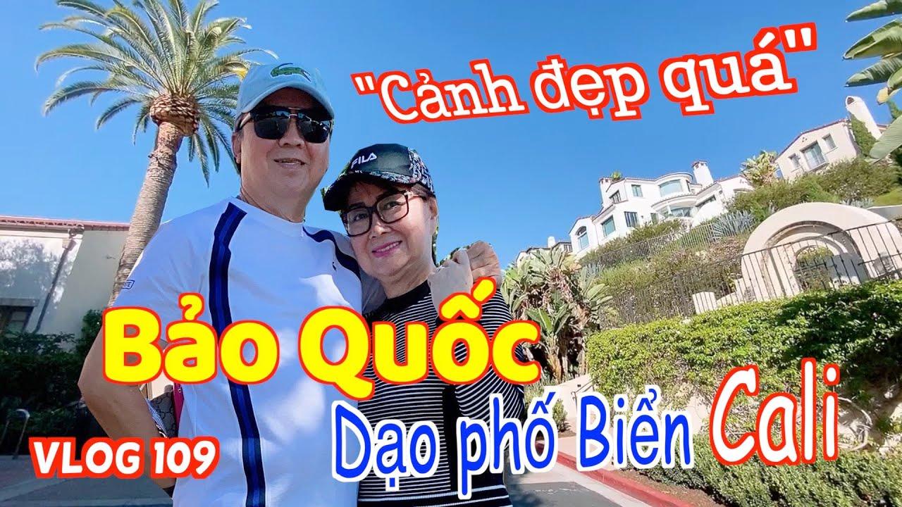 🇺🇸#109 Phố Biển tuyệt đẹp tại Cali, Pháo Hoa tưng bừng ngày Lễ Độc Lập Mỹ