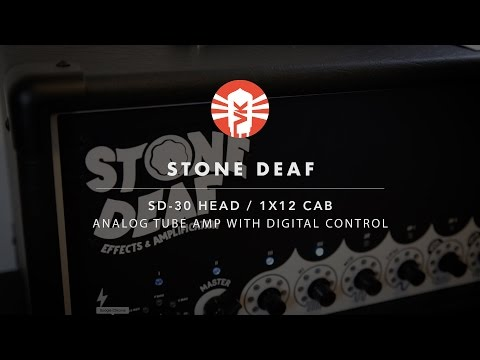Stone Deaf SD-30 | Guitar Amp | Vintage King