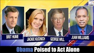 Immigration Overhaul debated on Fox News Sunday