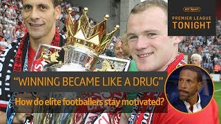 """""""Winning became like a drug!"""" How do elite footballers stay motivated?"""