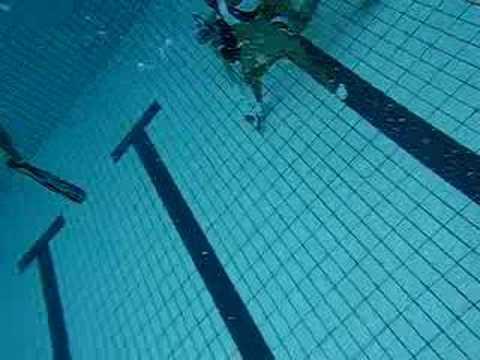 Singapore Underwater Hockey Club - Scrimmage (9 Dec 06)