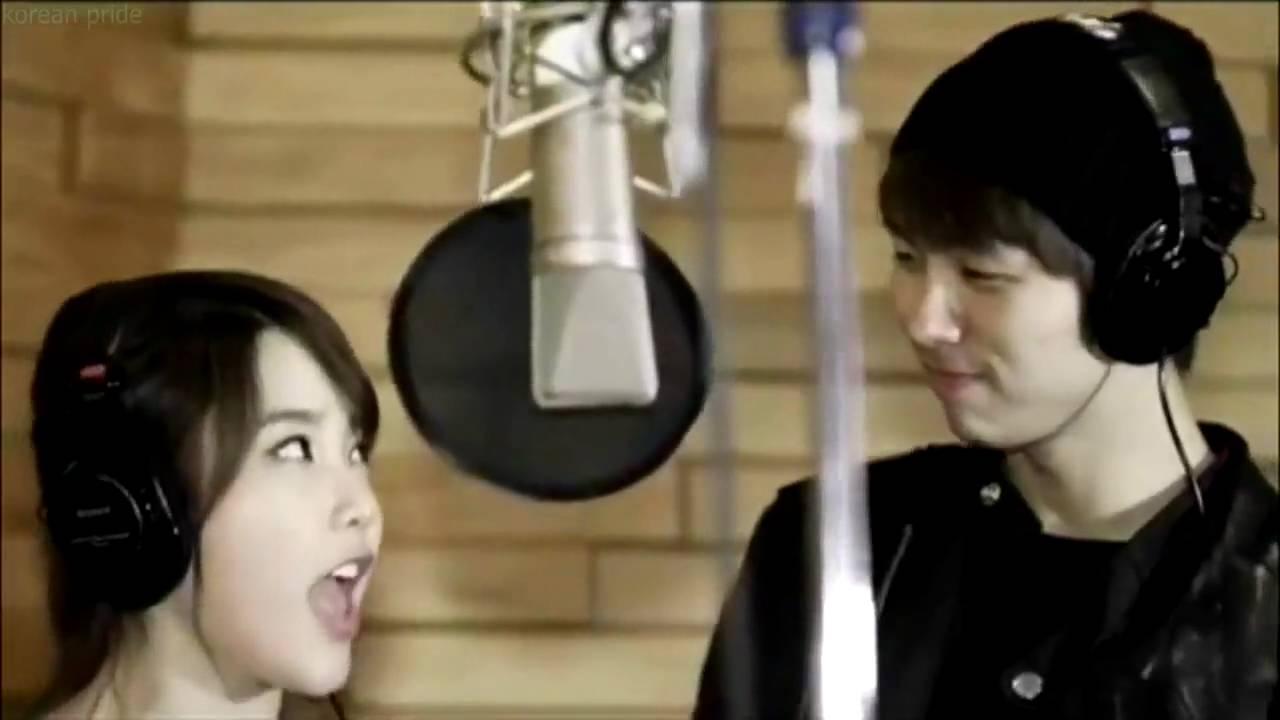 [HD] Nagging - IU feat  Seulong (2AM)