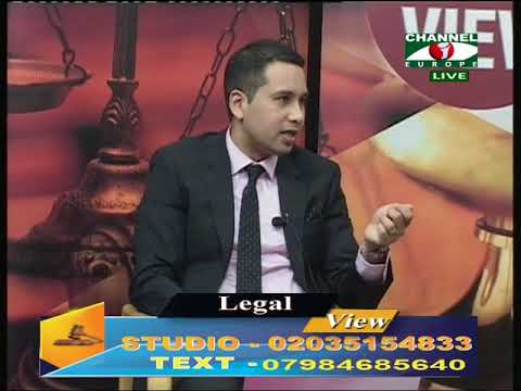 Live Show   Legal View    180218  part   1