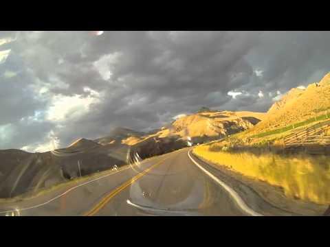 Highway 75, Challis, Idaho