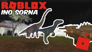 Roblox Jurassic Park - Blue The Raptor and Brachio Update! + Heritor's New Game!