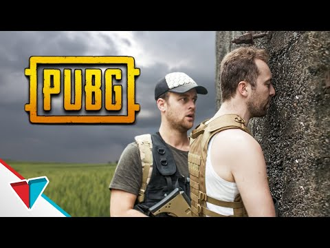 Third Person - PUBG Logic - VLDL