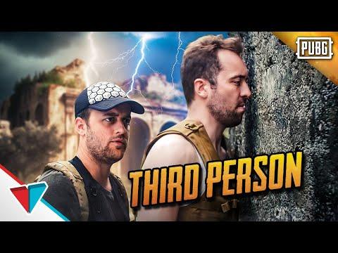 Third Person - PUBG Logic - VLDL (TPP vs FPP in battlegrounds)