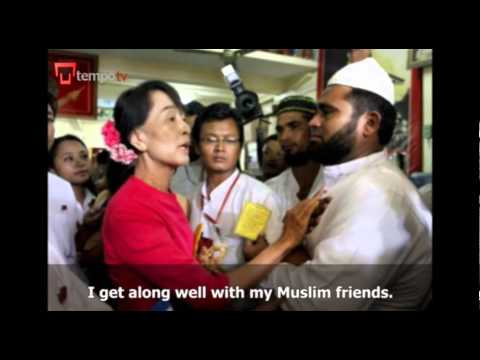Burmese Religious Leaders Gather for Conflict Resolution