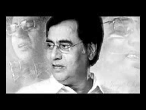 Umar Jalwon Mein Basar Ho Yeh Zaroori To Nahin Jagjit Singh     YouTube