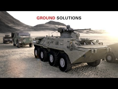 Ground Military Connectivity Solutions