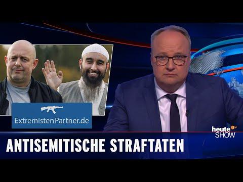 Antisemitismus in Deutschland – ein wachsendes Problem   heute-show vom 28.05.2021