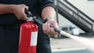 How to Use a Fire Extinguisher Before You Need It  | Consumer Reports thumbnail