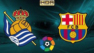 Real Sociedad Vs Barcelona 21/3/2021 La Liga