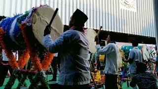 44 Penabuh Bedug Meriahkan Gelaran Festival Bedug dan Gema Takbir 1439 H di Balaikota
