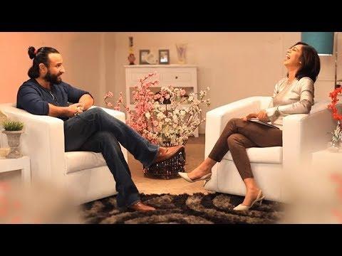 Saif Ali Khan talks to Atika Farooqui on Kareena, Taimur & Tiger Pataudi | Interview | Bazaar