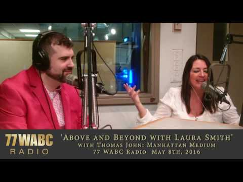 'Above and Beyond with Laura Smith' - May 8th, 2016
