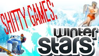 Shitty Games: Winter Stars