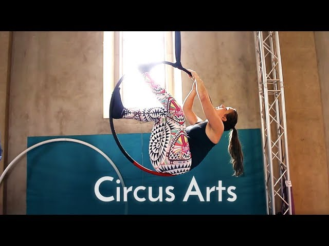 Circus Arts with Cambridge Community Circus