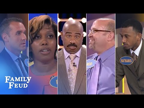 "Thumbnail: Welcome to ""Family Freud""... The top 5 CRAZIEST answers EVER!!! 