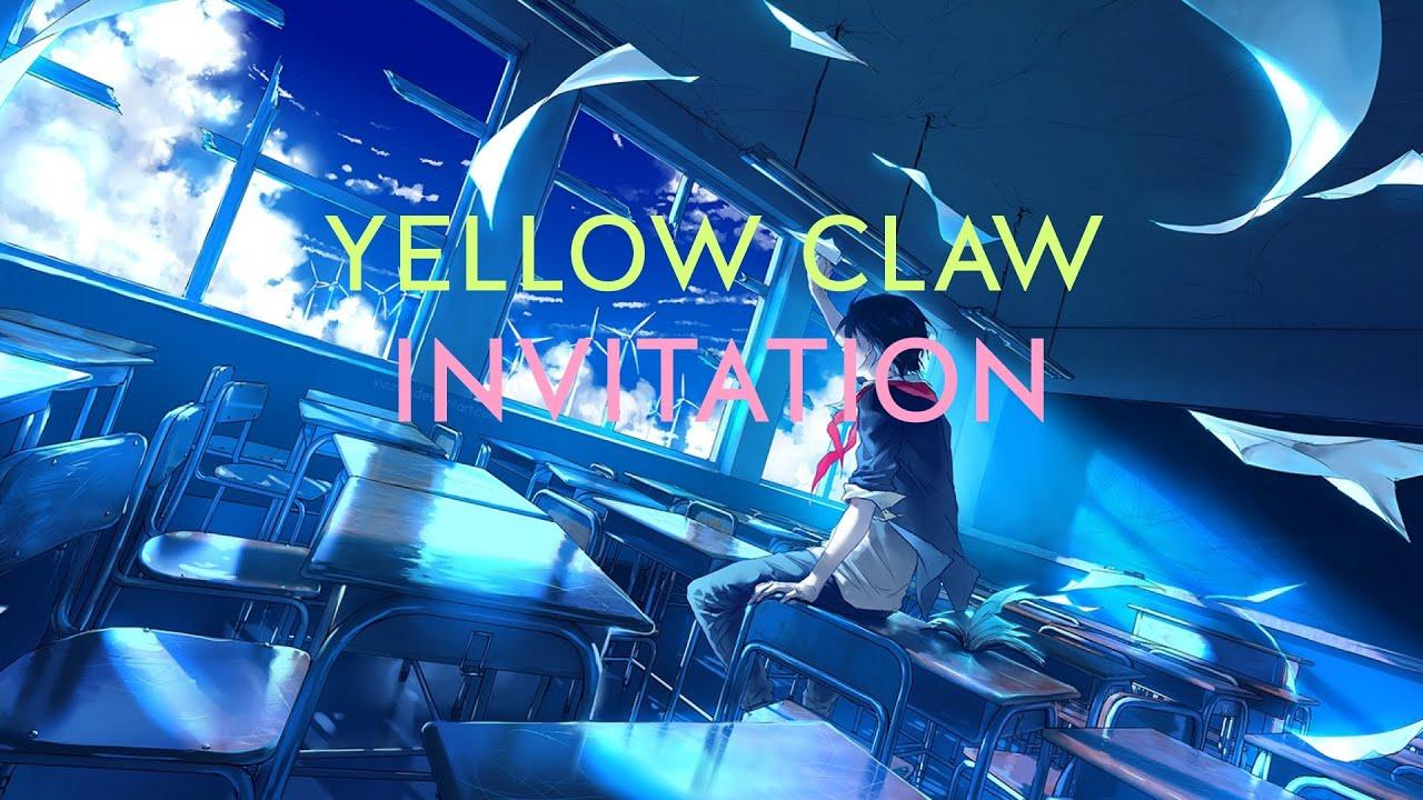 Nightcore yellow claw invitation ft yade lauren youtube nightcore yellow claw invitation ft yade lauren stopboris Images