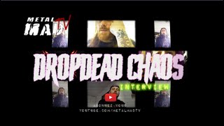 DROPDEAD CHAOS | Interview avril 2020
