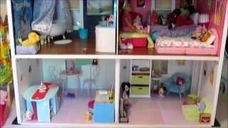 Summer Ag Doll Room Tour~part 1