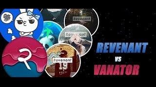 Agar.io - VANATOR VS Revenant ર - OAT10 Final - 1/2 Round