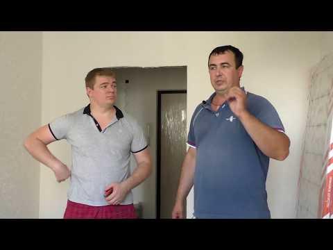 видео: натяжные потолки плюсы  минусы и монтаж