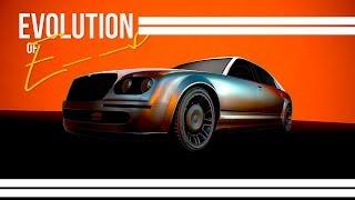 Grand Theft Auto I Evolution Of E**s