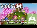 Download 9:00 A.M. - Animal Crossing: Wild World | Electric Piano Cover (Original Mix) MP3 song and Music Video