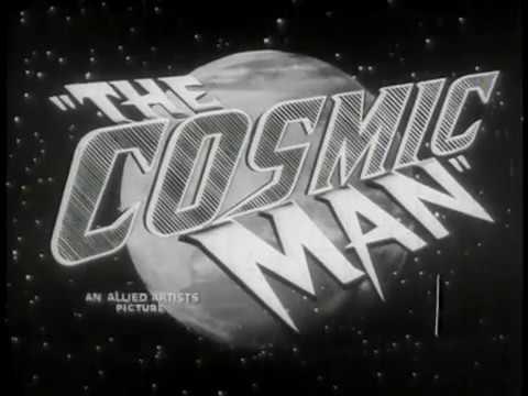 The Cosmic Man (1959) - Trailer