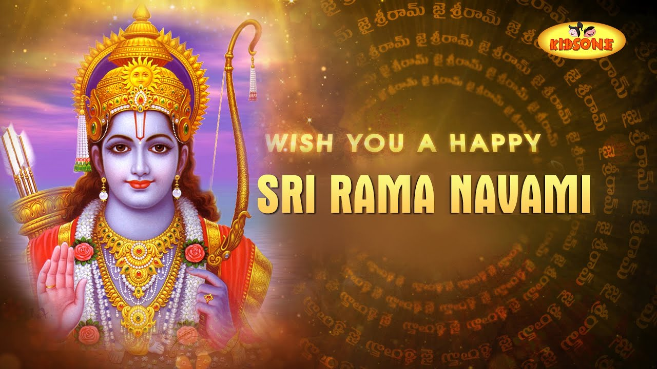 Sri Rama Navami Special Greetings Ram Navami Ecards Kidsone