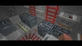 Minecraft Enterprise NCC-1701-A walk around