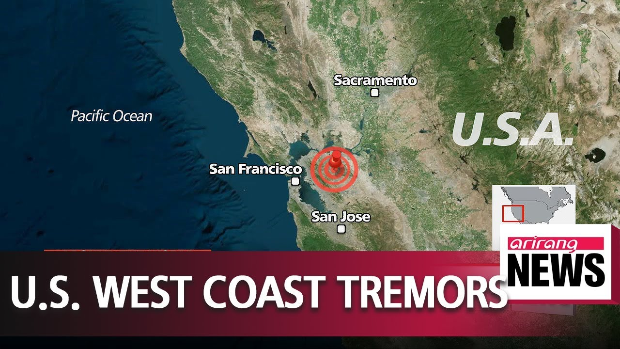 San Andreas Fault earthquake swarm sparks fears of 'Big One'