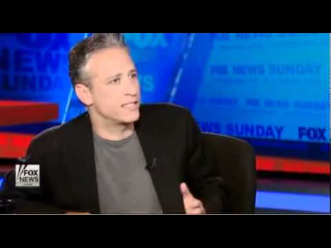 Chris Wallace interviews Jon Stewart (transparent edits) Part 2