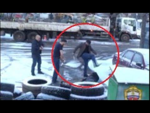 Смотреть На западе столицы установлены участники конфликта, в котором пострадали двое граждан онлайн
