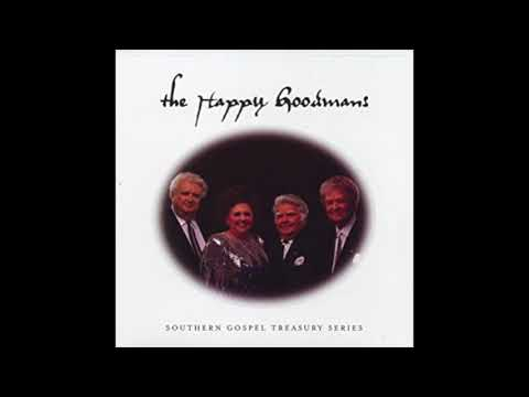 I Bowed On My Knees & Cried Holy, Southern Gospel Treasury Album With The Goodmans & Johnny Cook