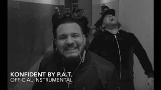 P.A.T. - KONFIDENT (Official instrumental)