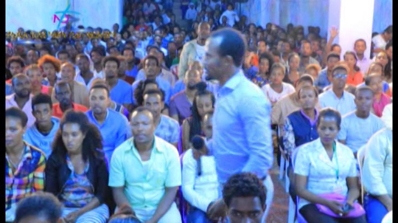 Sewer Eje (ስውር እጅ) Preaching By Man Of God Yonatan Aklilu
