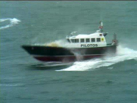 portugal pilot sea trials during gales