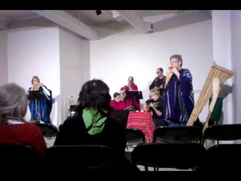 Peruvian Music, Spokane First Night