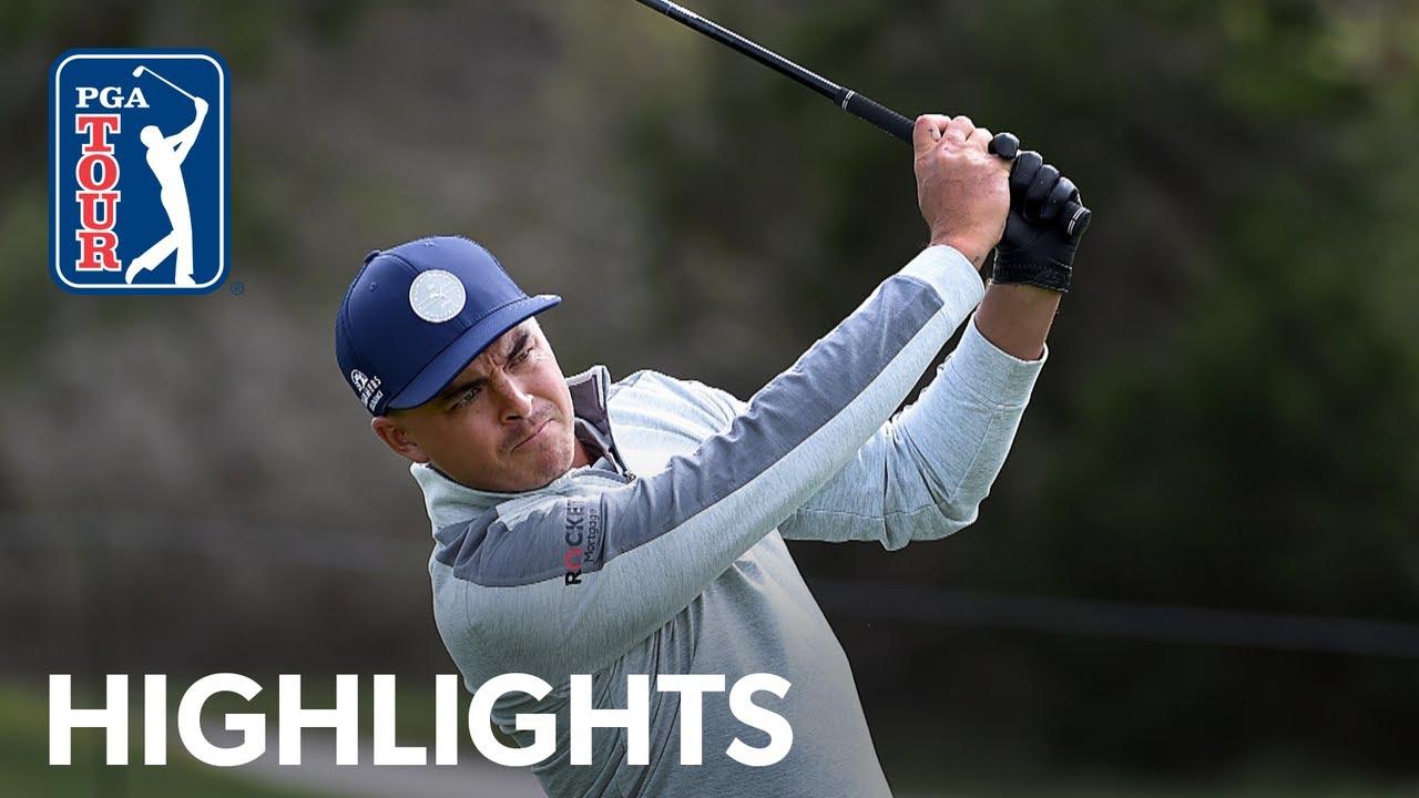 Rickie Fowler shoots 4-under 68 | Round 2 | Valero Texas Open | 2021