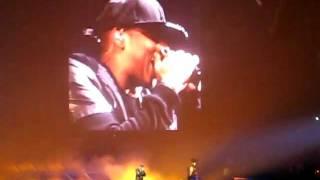 Big Pimpin' & Pimp C Verse A Cappella - Jay-Z - WTT Tour NJ 11/5/11